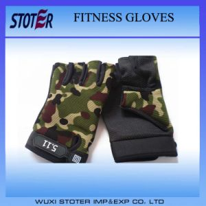 Best Crossfit Glove for Workout Wear-Resistant Half Finger Gym Gloves Non-Slip Breathable Fitness Gloves