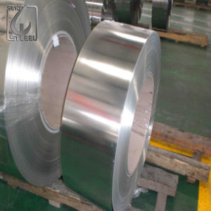 Hot Dipped Zinc Coated Galvanized Steel Strip for Packing pictures & photos
