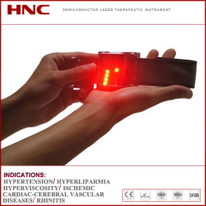 Cold Laser Therapy Instrument Wrist Watch Hypertension Treatment Equipment pictures & photos