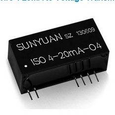 Two-Wire 4-20mA Passive Current Loop Isolator/Converter ISO 4-20mA- pictures & photos
