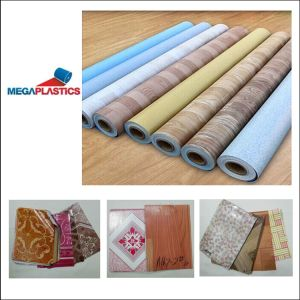 0.35mm PVC Flooring with Sponge pictures & photos