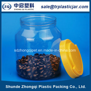 2800ml Pet Plastic Food Packaging Jar