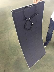 100W Flexible Solar Panel for Golf Car pictures & photos