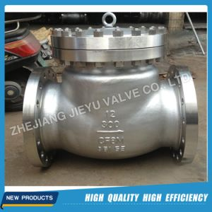 API 600 Cast Steel A216 Wcb Class 150 Flanged End Swing Check Valve pictures & photos