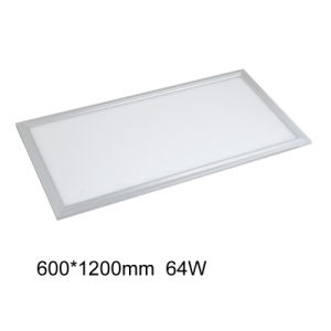 60*120 64W LED Square Panel Lights