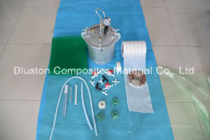 Plastic Tube Connect T-Connect for Vacuum Infusion Process pictures & photos