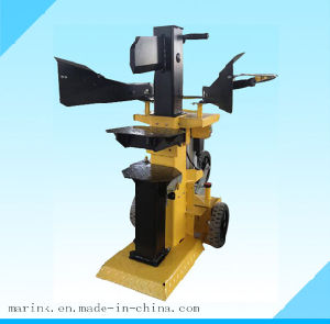 Vertical Splitter/Log Splitter/Wood Splitter for Farm pictures & photos