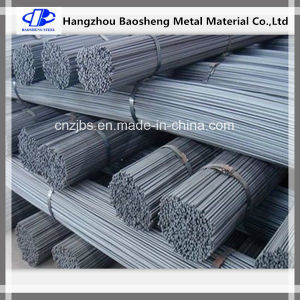 Concrete Material Hot Rolled Thread Screw Steel Rebar pictures & photos