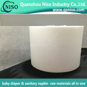 10-22GSM SSS Hydrophilic Nonwoven Fabric for Diaper Making with Ls-Hnf0810 pictures & photos