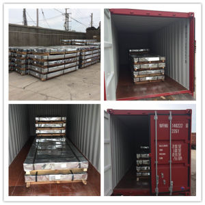 China Supplier Z40-Z280 Galvanized Steel Sheet Metal Prices Low pictures & photos