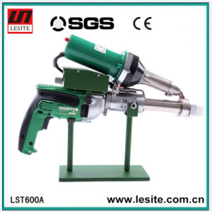 PP HDPE Pipe Welding Machine Close to Leister Fusion