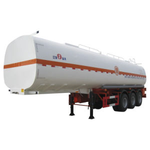 Low Price Tank Truck Trailer 50m3 pictures & photos
