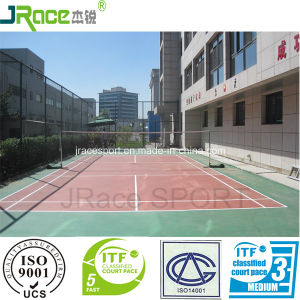 One Component Polyurethane Badminton Sport Surface pictures & photos
