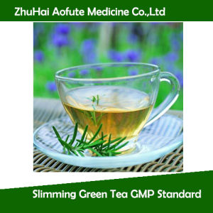 Slimming Green Tea GMP Standard pictures & photos