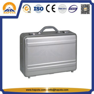 Aluminum Business Briefcase with Combination Lock (HL-5218) pictures & photos