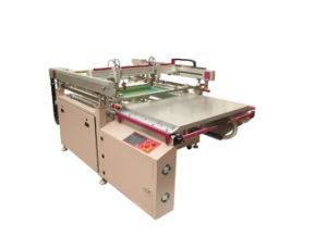 Fully Automatic Four Post Silk Screen Glass Printer for LGP