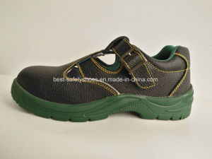 Summer Safety Shoes with Rubber Sole