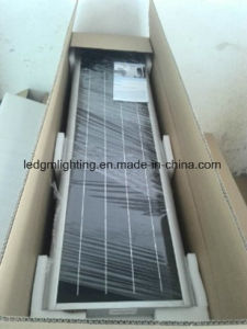 High Lumen Outdoor IP65 25W Integrated All in One LED Solar Streetlight pictures & photos