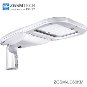 Vertical/Horizontal Installation 60W LED Road Light and Waterproof pictures & photos