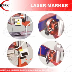 Hzlc -20 Product-Line Type RF CO2 Laser Marker Laser Marking Machine From China pictures & photos