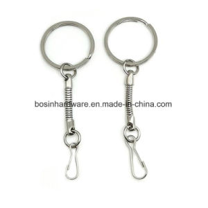 Metal Swivel Lanyard Clip Hook for ID Card pictures & photos
