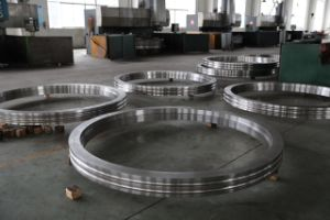 50CrMo4+QT, 1.7228, Ring Forgings / Forged Rings / Bearing Rings / Gear Rings pictures & photos