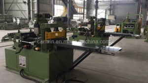 China Punch Servo Motor Cut to Length Line - China Punching