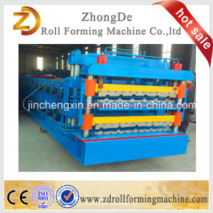 Double Decking Roll Forming Machine pictures & photos