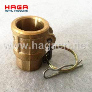 Type D One Arm Brass Camlock Coupling pictures & photos