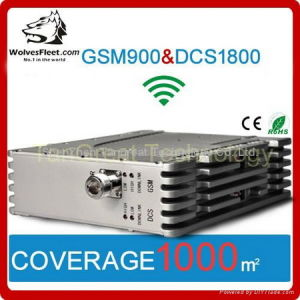 GSM900 & Dcs1800 Dual Band Signal Booster (TG-90180HR) pictures & photos