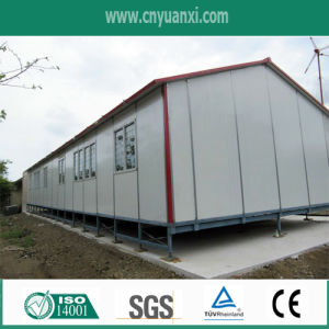 Prefabricated Houses with Few Steel Structure in Thailand