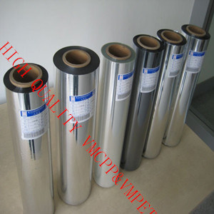 Metallized CPP Film 20/25microns High Glossy and Low Temperature Heat Sealable pictures & photos