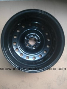 17X7 Steel Wheel 17X7 Mazda Steel Wheel Rim for Nissan pictures & photos