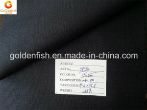 50% Wool Blended Suit Stretch Fabric for Jacket Fabric