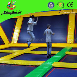 High Quality Indoor Big Trampoline (1458W) pictures & photos