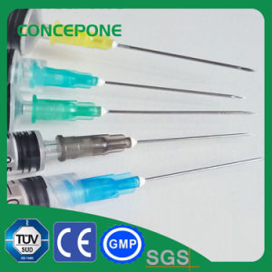 Medical Disposable Syringe Hypodermic Needles pictures & photos