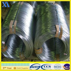 Electro Galvanized Wire for Building Material (XA-GW006) pictures & photos