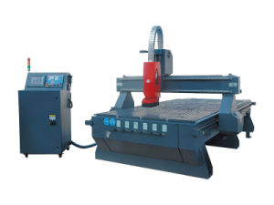 Woodworking CNC Router with Linear Atc (XE1325H) pictures & photos