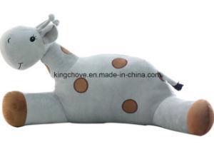 China 60cm Lovely Giraffe Stuffed Pillow Toys Kcq40 Grey China
