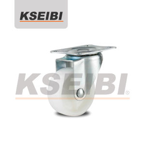 New Product Kseibi Light Duty Swivel PP Caster pictures & photos
