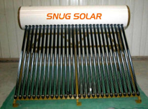 Good Price Heat Pipe Pressure Solar Water Heaters Manufacturer pictures & photos