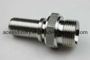 CNC Machining Parts Stainless Steel Joint Fitting pictures & photos