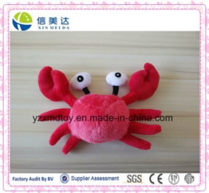 Super Adorable Soft Red Crab Toy pictures & photos