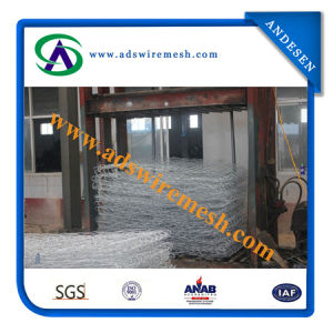 High Quality Gabion Box /Hot Dipped Galvanized Gabion Box pictures & photos