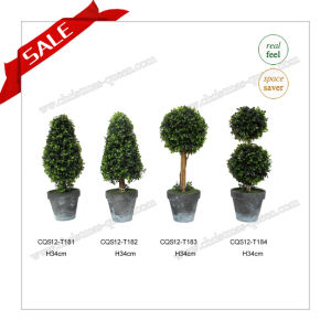 H34cm PE or PVC Distinctive Design Cheap Garden Decoration