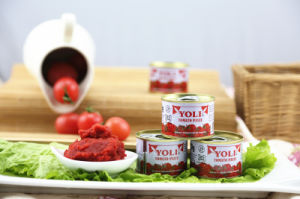 Tomatoes Puree Tomato Sauce Tomato Paste pictures & photos