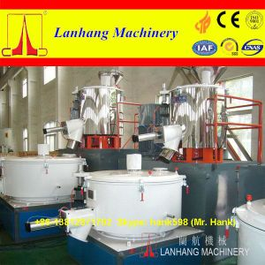 High Quality Plastic Machine PVC High Speed Mixer pictures & photos