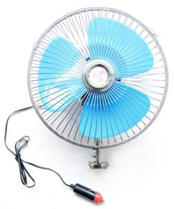 8 Inch 12V or 24V Full Safety Metal Car Fan pictures & photos