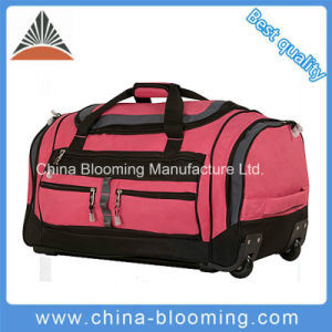 Outdoor Travel Trolley Wheeled Suitcase Holdall Bag Luggage pictures & photos