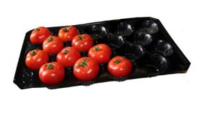 Fresh Produce Packaging 39X59cm Plastic PP Tomato Tray Liner pictures & photos